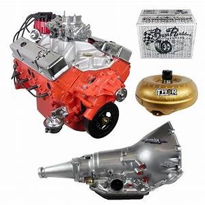 Monster Powertrain Package  Chevy 350 Engine And Th350