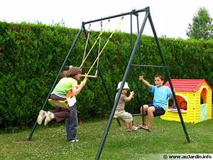 Aire De Jeux Pour Jardin : aire de jeux au jardin la s curit prime ~ Premium-room.com Idées de Décoration