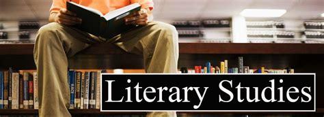 department  english  literature english