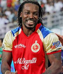 Resurgent Gayle slams half-century in RCB win - Stabroek News