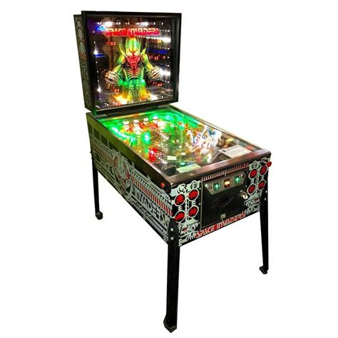 space invaders pinball machine elite home gamerooms