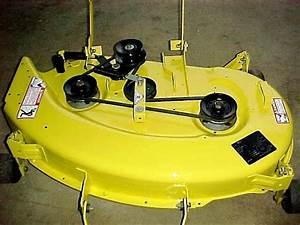 John Deere 175 W38 U0026quot  Mower Deck  U2013 Mytractorforum  U2013 The For John Deere Hydro 165 Parts Diagram