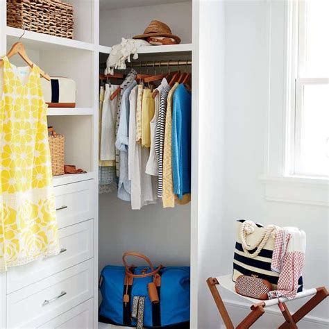 walk  closet ideas  store  clothes efficiently