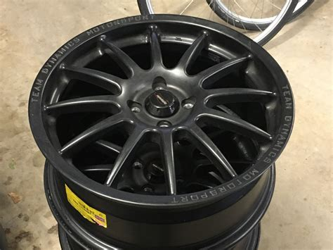 fs set   team dynamics pro race   matte black