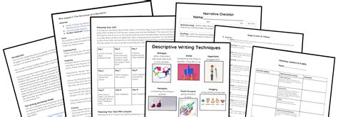 workshop teacher school descriptive writing student