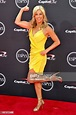 Denise Austin attends The 2018 ESPYS at Microsoft Theater ...