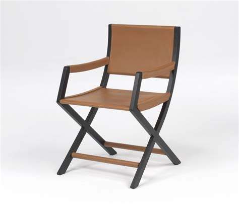 dining chair with armrests on a frame of solid wood emily