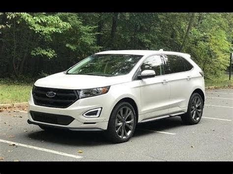ford edge 2018 ford edge 2018 car review