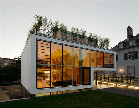 4-storey Single-family House By Roger Christ