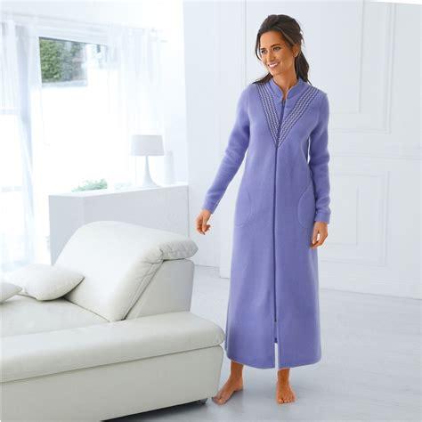robe de chambre japonaise robe de chambre polaire femme longue