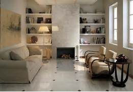 Living Room Tile Designs by Sophisticated Living Room Brown White Floor Tile Interior Design Ideas