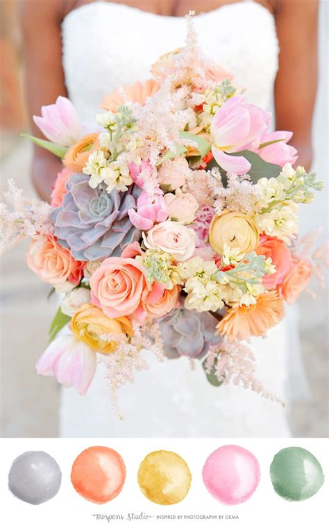 A Watercolor Life Artsy Inspo For Parties And Weddings