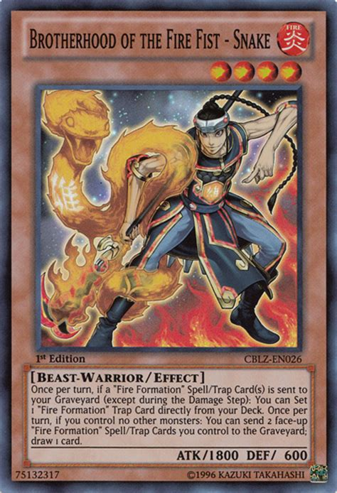 yugioh wikia deck archetypes brotherhood of the snake yugioh
