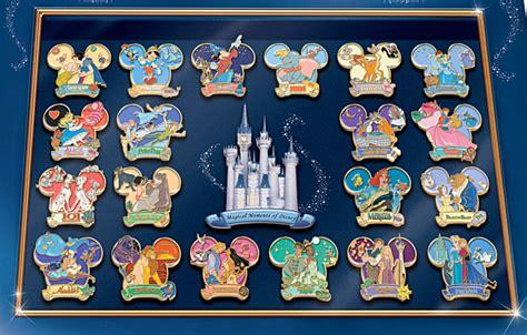 Bradford Exchange Disney Pin Collection - Disney Pins Blog