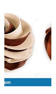 Chocolate Swirl Duo Spread. 3d Vector Realistic Icon Stock ...