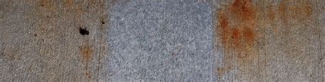 rust stains on concrete patio how do i use concrete rust remover