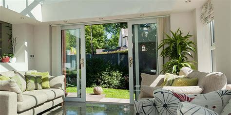 Small Living Room With Patio Doors Ideas by The Best Types Of Patio Doors Sliding Bifold And