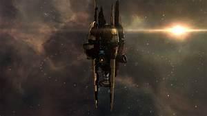 Eve Online - Sarum Spacestation (new) by Vollhov on DeviantArt