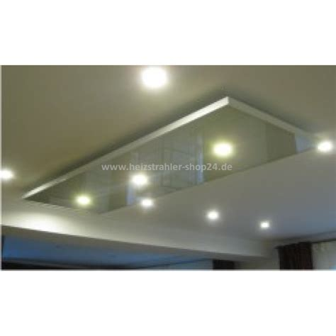 Led Beleuchtung by Infrarotheizung Mit Led Beleuchtung