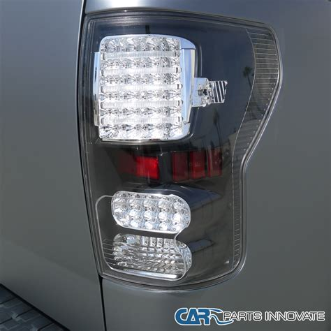2007 2013 toyota tundra black led brake signal ls