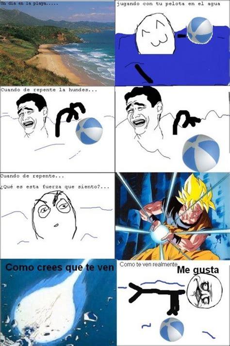 Memes De Dragon Ball Z En Espaã Ol - memes dragonball taringa