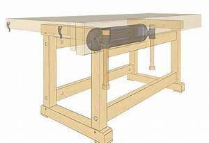 Trestle Legs are Best for Workbench - FineWoodworking