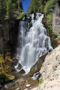 Kings Creek Falls Lassen National Park
