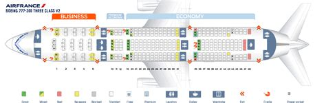 boeing 777 200 sieges boeing 777 seat map singapore airlines premium economy