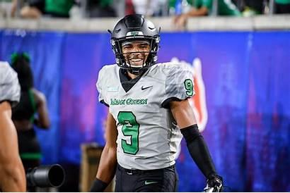 Guyton Jalen Nfl Texas North Wr Draft