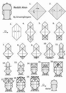 Origami People Instructions