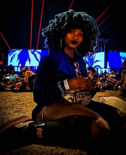 moonchild sanelly performs  coachella