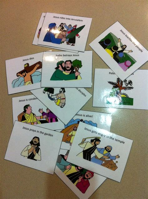 catholic toolbox sequence bible story cards games