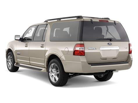 2007 Ford Expedition Reviews And Rating  Motor Trend