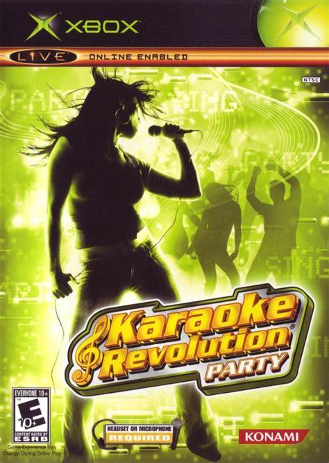 xbox karaoke karaoke revolution free pc play karaoke revolution help