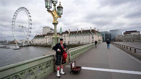 london lockdown imminent  coronavirus dnyuz
