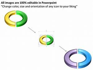 Business Templates Two Phase Diagram Ppt Colorful Circular