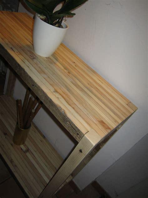 pupitre de bureau console touch 39 du bois