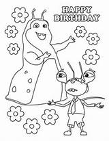 Bugs Beat Birthday Party Coloring Pages Printable Beatles Cartoon Parties Beats Bug Favors Happy Birthdays 6th Third Activities sketch template