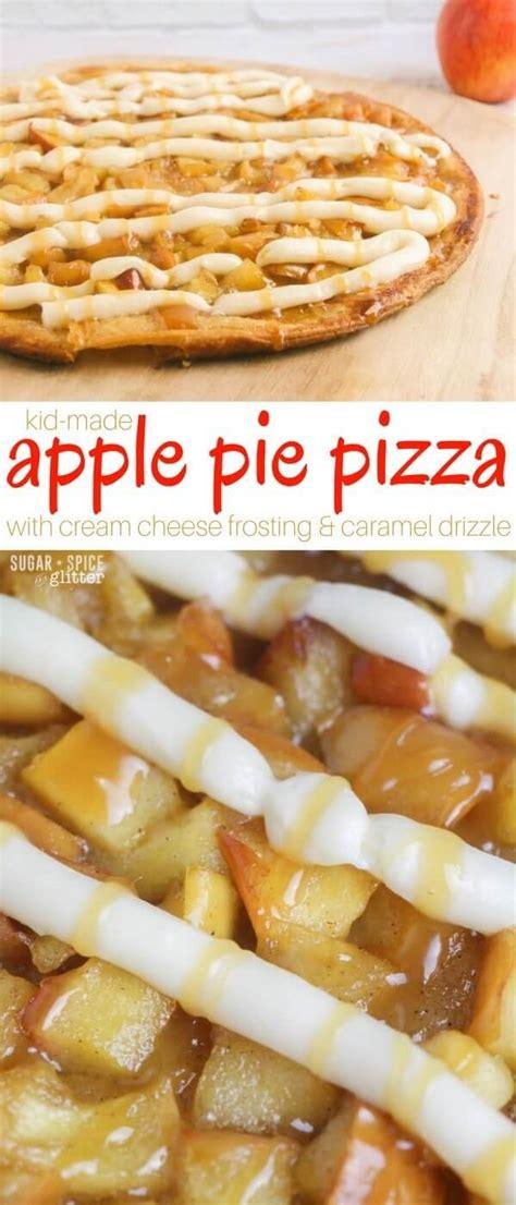 kids kitchen apple pie dessert pizza sugar spice