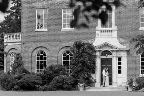 Merton Register Office Morden Park House Wedding