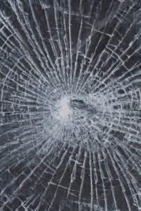 Broken iPhone Cracked Screen Wallpaper