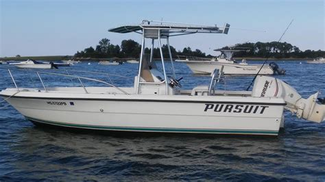Pursuit Boats Usa by Pursuit E150dpxsuf 1994 For Sale For 18 500 Boats From