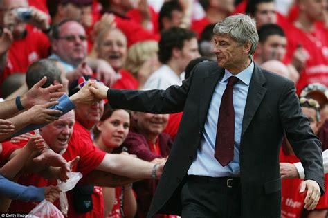 Arsene Wenger 1,000 Arsenal games - Golden Years special ...