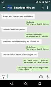 Kontodaten Per Whatsapp : messengerrevival2016 whatsapp threema psw group blog ~ Orissabook.com Haus und Dekorationen