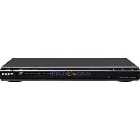 Cd Player Resume Play by Sony Dvpsr200pb Dvd Cd Player Multi Disc Resume 6 Dvpsr200pb Mwave Au