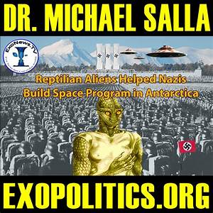 Reptilian Aliens Helped Germans Establish Space Program in ...