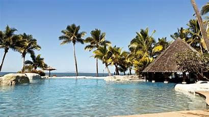 Fiji Islands Wallpapers Desktop Paradise Backgrounds Landscape