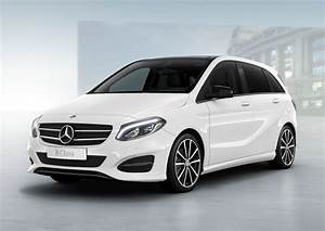 Futur Mercedes Classe B : mercedes classe b w246 restyl 2016 couleurs colors ~ Gottalentnigeria.com Avis de Voitures