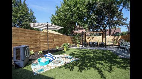 kid friendly backyard designs this kid friendly backyard renovation took only 3 weeks to