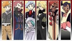Pokemon - All Champion Battle Themes V2 - YouTube